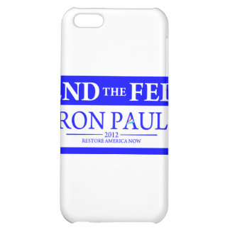 Ron Paul Restore America Now Banner Case For iPhone 5C