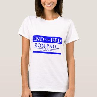 Ron Paul Restore America Now Banner T-Shirt