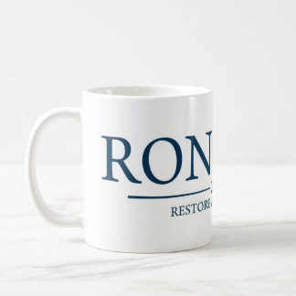 Ron Paul Restore America Now Coffee/Tea Cup/Mug Coffee Mug