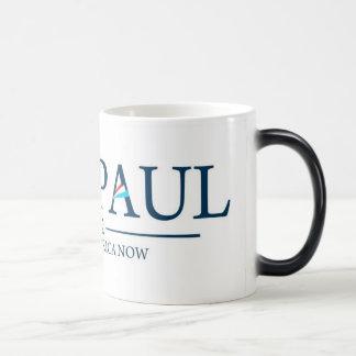 Ron Paul Restore America Now Coffee/Tea Cup/Mug Magic Mug