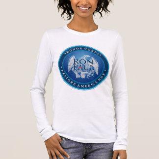 Ron Paul Restore America Now Long Sleeve T-Shirt