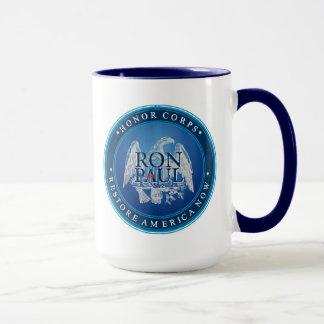 Ron Paul Restore America Now Mug
