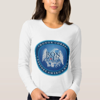 Ron Paul Restore America Now T-Shirt