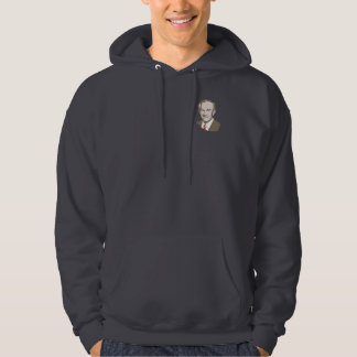 RON PAUL (retro) Hooded Pullovers