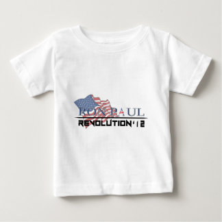 Ron Paul Revolution 12.png Baby T-Shirt