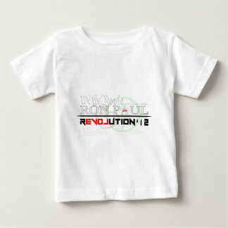 Ron Paul Revolution '12.png Baby T-Shirt