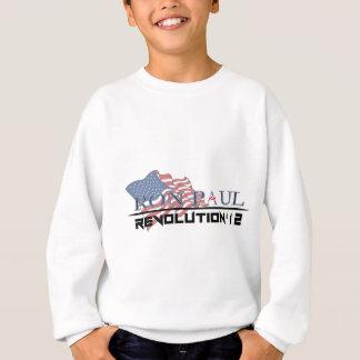 Ron Paul Revolution 12.png Sweatshirt