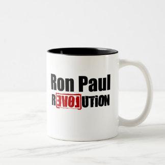 Ron Paul Revolution 2012 :: $17.95 Coffee Mug