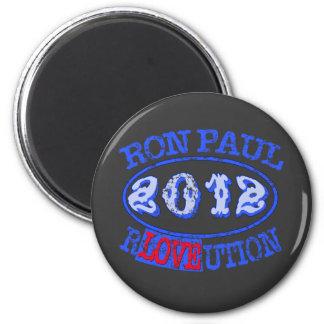 Ron Paul REVOLUTION 2012 Campaign Gear Magnet