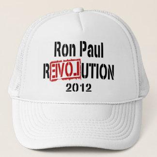 Ron Paul Revolution 2012 Hat