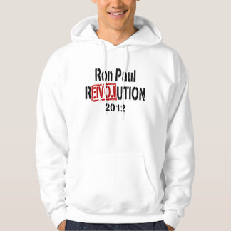 Ron Paul Revolution 2012 Sweatshirt