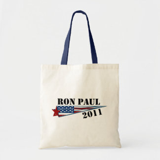 Ron Paul Revolution 2012 Tote Bag