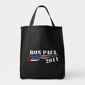 Ron Paul Revolution 2012 Tote Bag