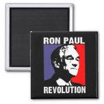 Ron Paul Revolution 2 Inch Square Magnet