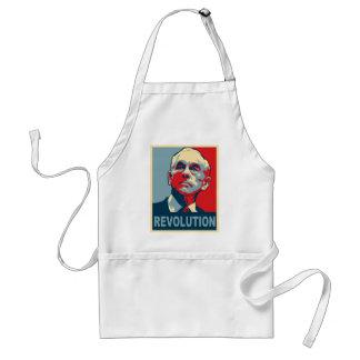 Ron Paul Revolution Adult Apron