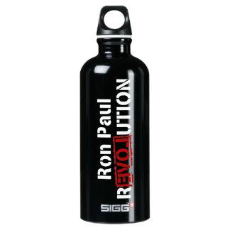 Ron Paul Revolution Aluminum Water Bottle