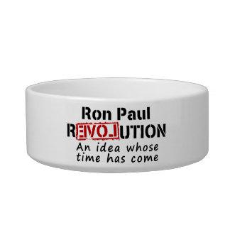 Ron Paul rEVOLution An Idea Whose Time Has Come Bowl