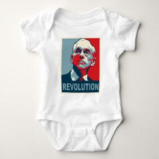 Ron Paul Revolution Baby Bodysuit