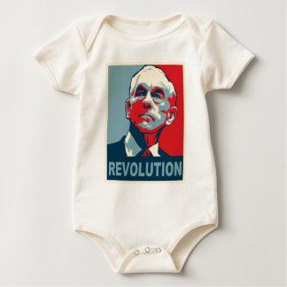 Ron Paul Revolution Bodysuit