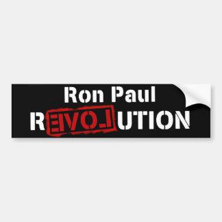 Ron Paul Revolution Bumper Sticker for President Car Bumper Sticker