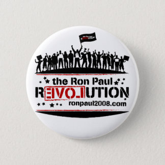 Ron Paul Revolution Button