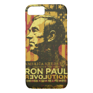 Ron Paul revolution Case