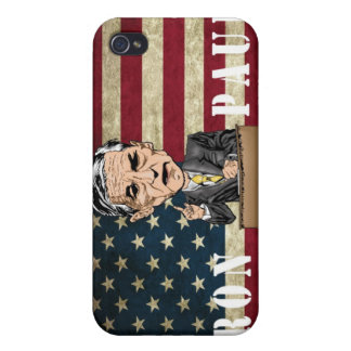 RON PAUL REVOLUTION CASE FOR iPhone 4