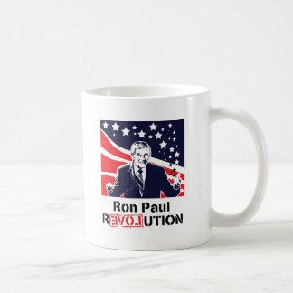 Ron Paul Revolution Classic White Coffee Mug