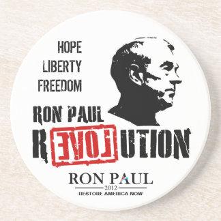 Ron Paul Revolution Coasters