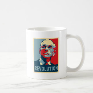 Ron Paul Revolution Coffee Mug