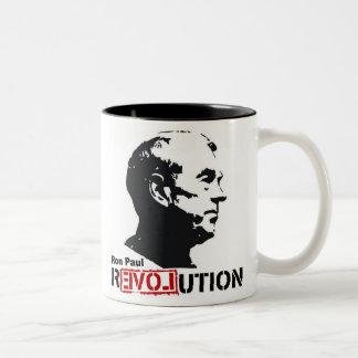 Ron Paul Revolution Coffee/Tea Cup/Mug