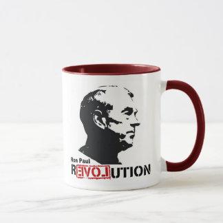 Ron Paul Revolution Coffee/Tea Cup/Mug Mug