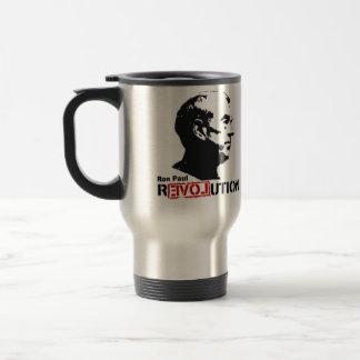 Ron Paul Revolution Coffee/Tea Cup/Mug Travel Mug