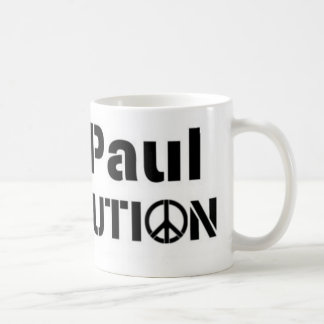 Ron Paul Revolution Coffee/Tea Mug/Cup Coffee Mug