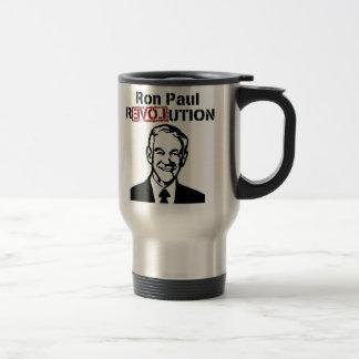 Ron Paul Revolution Coffee/Tea Mug/Cup Travel Mug