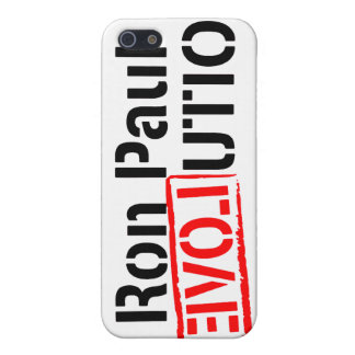 Ron Paul Revolution Continues Case For iPhone SE/5/5s