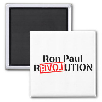 Ron Paul Revolution Continues Magnet