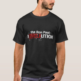 Ron Paul Revolution Dark Tee