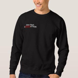 Ron Paul Revolution Embroidered Sweatshirt
