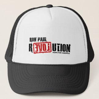 Ron Paul Revolution - Hope For America Trucker Hat