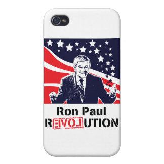 Ron Paul Revolution iPhone 4 Cases