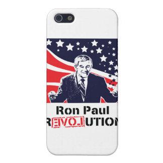 Ron Paul Revolution iPhone 5 Cases