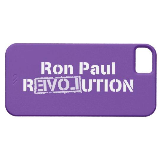 Ron Paul Revolution iPhone SE/5/5s Case