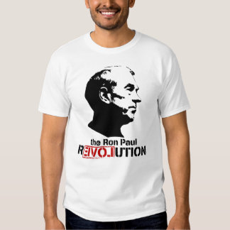 Ron Paul Revolution Issue T-Shirt