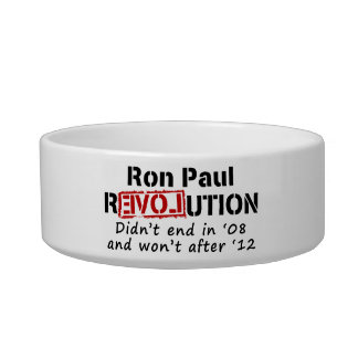 Ron Paul rEVOLution it didn't end in '08 Bowl