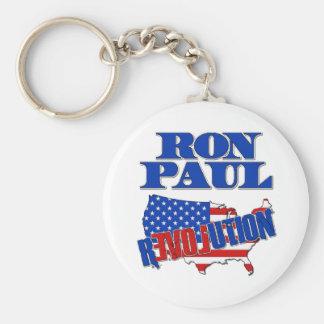 Ron Paul Revolution Keychain