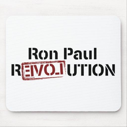 Ron Paul Revolution Mouse Pads