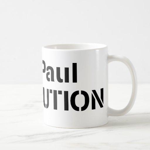 Ron Paul Revolution Coffee Mug