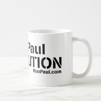 Ron Paul Revolution Mug