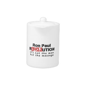Ron Paul rEVOLution not the man but the message